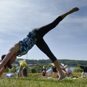 Yoga Øvelse Solhilsen