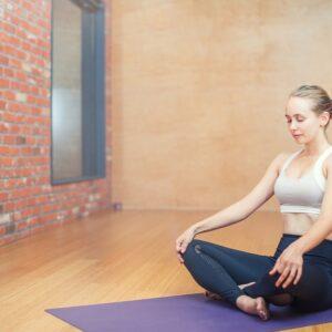 1 Minuts Siddende Meditation