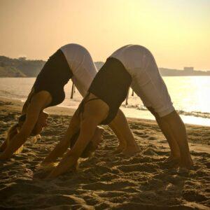 Yoga Øvelser De 5 Tibetanere