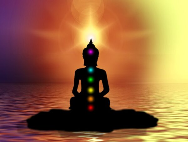 Yoga-meditation-chakra-tanke-feltet