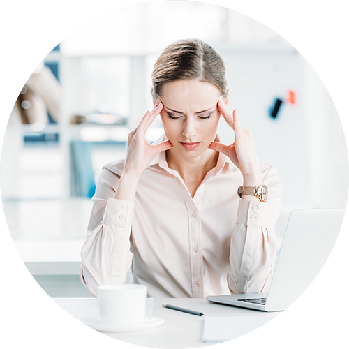 Stress - Symptomer