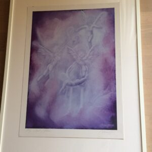 Angels of Holiness – Det Helliges engle  (2 stk.)