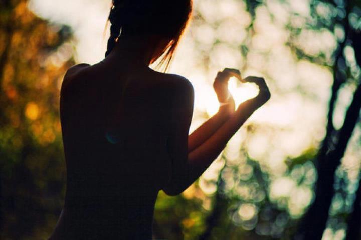 Giv dig selv tiden til selvudvikling og ta' dit hjerte i hånden.