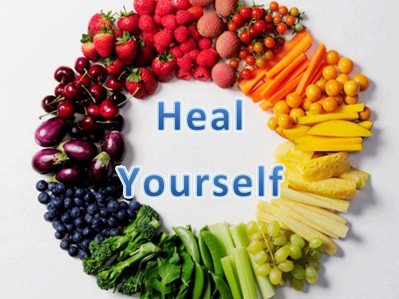 Din krop bliver basisk og får velvære ved at spise frugt og grønt