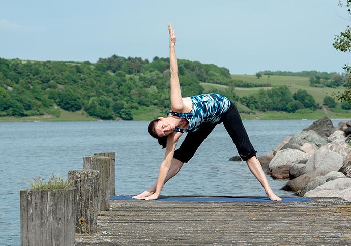 Individuel Yogaundervisning