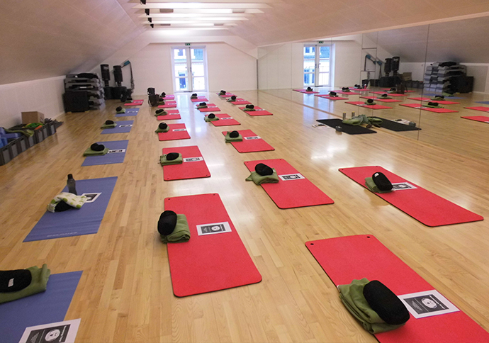Yoga i Hobro Helsesport